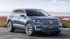 Volkswagen Touareg : colosse en approche