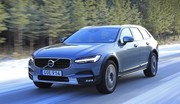 Essai Volvo V90 D5 Cross Country : Chasse neige et traditions