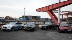 Essai BMW M3 Pack Compétition vs Alfa Romeo Giulia Quadrifoglio : le retour du trèfle !
