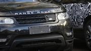 Un Range Rover Sport hybride rechargeable actuellement en test