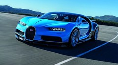 Bugatti a lancé la production de la très attendue Bugatti Chiron
