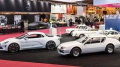 Emission Automoto : Rétromobile, A5 Sportback, Civic