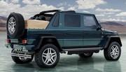 Mercedes-Maybach G650 Landaulet : Baroud d'honneur pour le Classe G