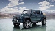 Mercedes-Maybach G650 Landaulet