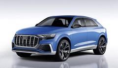 L'Audi RS Q8 Concept pourrait voir le jour à Genève