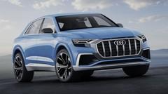 Audi pourrait présenter une version RS de son Q8 Concept à Genève