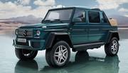 Mercedes-Maybach G 650 Landaulet, grandeur et décadence
