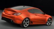 Concept Hyundai Genesis Coupé : Le coupé originel