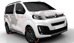 Citroën SpaceTourer 4x4 Ë : le ludospace à quatre roues motrices