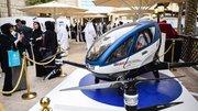 Dubaï : et maintenant le taxi drone électrique !