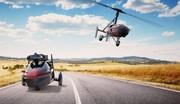 La voiture volante prend forme grâce au néerlandais Pal-V