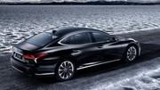 Lexus LS 500h 2017 : la limousine Lexus passe à l'hybride à Genève