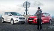 Essai Ford Kuga restylé : tenir bon