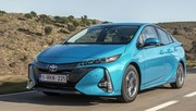 Essai Toyota Prius Rechargeable 2017 : notre avis sur la Prius Plug-in