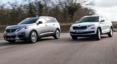 Essai : Le Peugeot 5008 défie le Skoda Kodiaq !