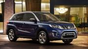 Suzuki Vitara Copper Edition 2017 : une série limitée à 450 unités