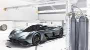 Aston Martin AM-RB 001 : un V12 Cosworth