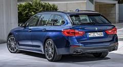 BMW Série 5 Touring : break de classe
