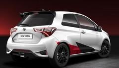 Toyota : la Yaris sportive baptisée GRMN et dotée d'un 1.8 compressé de 210 ch