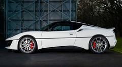 Lotus Evora Sport 410 : hommage à l'Esprit S1 de James Bond