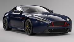 Aston Martin Vantage Red Bull Racing : série limitée pour les V8 et V12 S