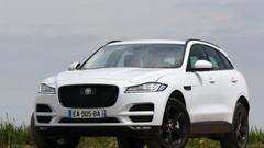 Jaguar F-Pace 25d : un diesel de 240 ch