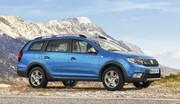 Dacia Logan MCV Stepway : Le break baroudeur low-cost