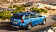 Dacia Logan MCV Stepway : Allroad low-cost