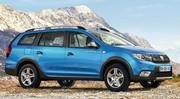 Une version Stepway pour la Dacia Logan MCV