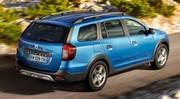 Dacia Logan MCV Stepway : l'unique break low-cost tout-chemin du marché