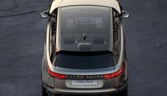 Range Rover Velar : appellation confirmée pour le quatrième membre de la famille
