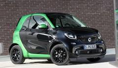 Smart ForTwo Electric Drive : la citadine presque parfaite