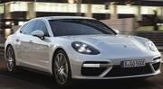 Porsche lance une berline Panamera hybride de 680 ch !