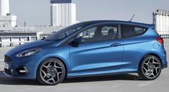 Un trois-cylindres de 200 ch pour la Ford Fiesta ST 2018