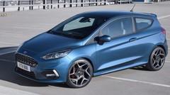 Ford Fiesta ST 2017 : Révélation en cascades et moteur 3 pattes