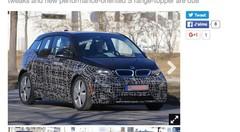 BMW i3 : un face-lift en 2018