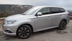 Essai SUV : Mitsubishi Outlander PHEV, un bon compromis sur son segment
