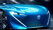Peugeot Instinct : un concept hybride connecté et autonome
