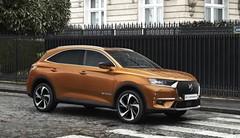 DS7 Crossback : premières photos officielles du SUV premium français