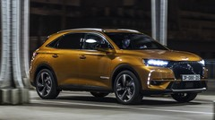 Le SUV DS 7 Crossback dévoile tout
