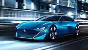 Peugeot Instinct Concept : le lion vous épie