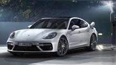 Porsche Panamera Turbo S E-Hybrid : tout-en-un !