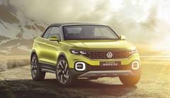 Volkswagen T-Cross Breeze : un petit crossover concurrent du Captur