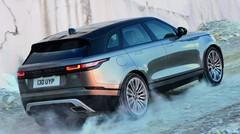 Range Rover lève le voile sur le Velar