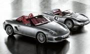 Porsche Boxster RS 60 Spyder : nostalgique et exclusive