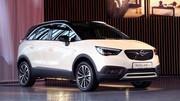 Opel Crossland X : le changement, c'est maintenant