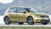 Essai Volkswagen Golf : branle-bas de combat sur l'essence
