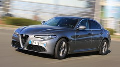 Essai Alfa Romeo Giulia 2.2 D 150 : Attachante, mais...