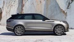 Land Rover dévoile le tout nouveau Range Rover Velar