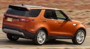 Essai Land Rover Discovery (2017) : notre avis sur le Discovery Sd4